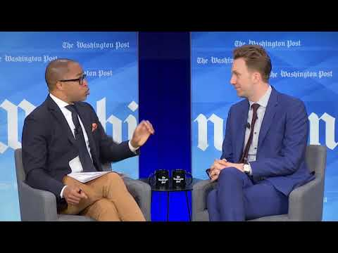 Cape Up Live: Jordan Klepper in Conversation with Jonathan Capehart