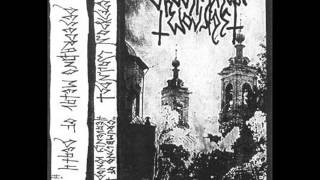 Crucifixion Wounds - Crumbling of the Heavenly Kingdom (2002) (Black Metal Germany) [Full Demo]