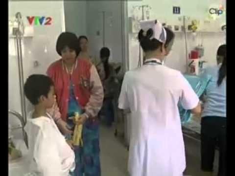 Bệnh viêm ruột thừa ở trẻ em