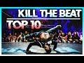 TOP 10 Kill The Beat In Breakdance mp3