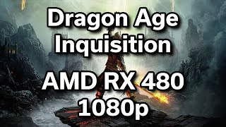 Dragon Age - Inquisition - i5-6402p - RX 480 - $720 Gaming Computer - Benchmark