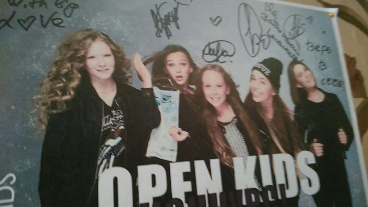 Open Kids распаковывают OK Box Summer edition - YouTube