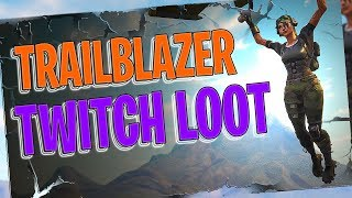 Trailblazer | True North | Tenderizer | Freestylin' - Fortnite - FREE TWITCH PRIME LOOT