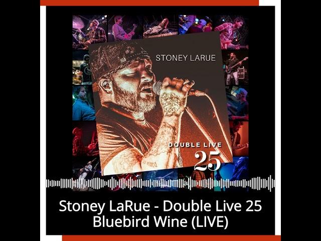 Stoney LaRue - Bluebird Wine (Clip)