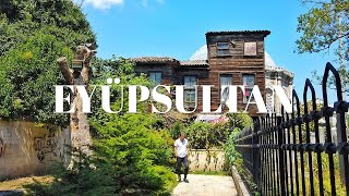 Walking in Istanbul 2019 | Streets of Eyüp Sultan 🚶🏻‍♂️