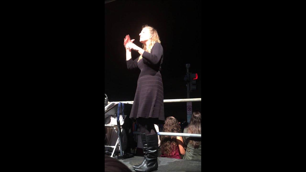 Last Eminem! concert for valor!! ASL interpreter!