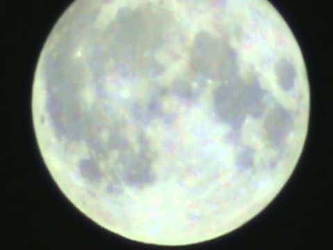 Луна. Суперлуние с 19 на 20.03. 2011. Южно-Сахалинск