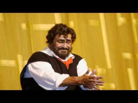 Luciano Pavarotti - Tosca 2004
