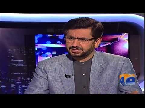 Jirga - 19 May 2018 - Geo News