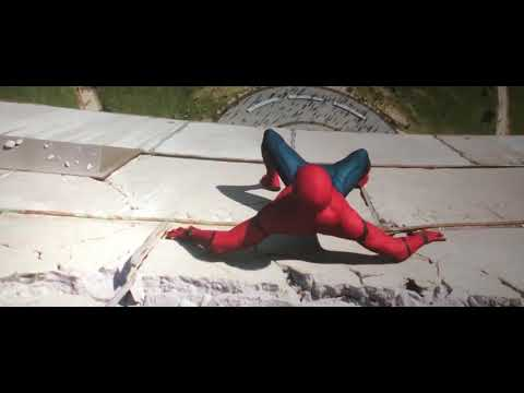 Spider-Man Homecoming: Washington Monument Scene with Danny Elfman's Soundtrack