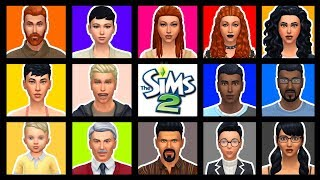 The Sims 4: (Pleasantview Stories)