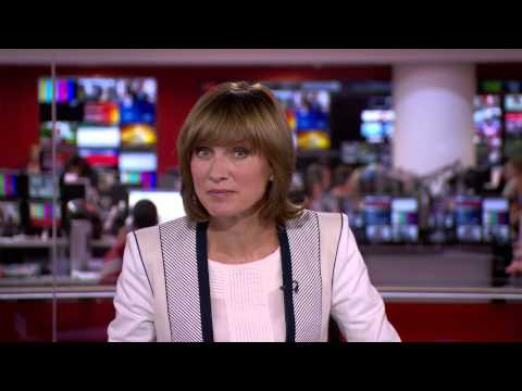 BBC News Christmas Blooper Reel 2013