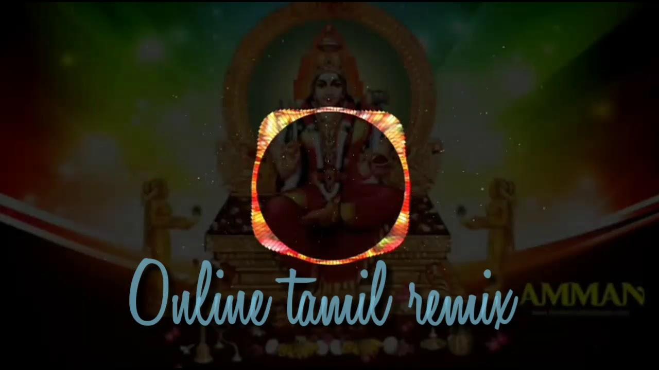 #remix_song- Thanthan Nathina-Gramiya padal remix song