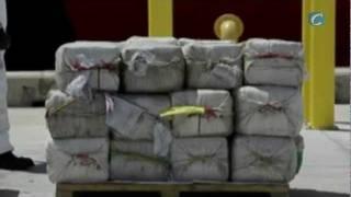 Interceptado un submarino con siete toneladas de cocaína