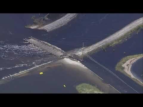 Dam breach at Duke NC plant; coal ash could spill