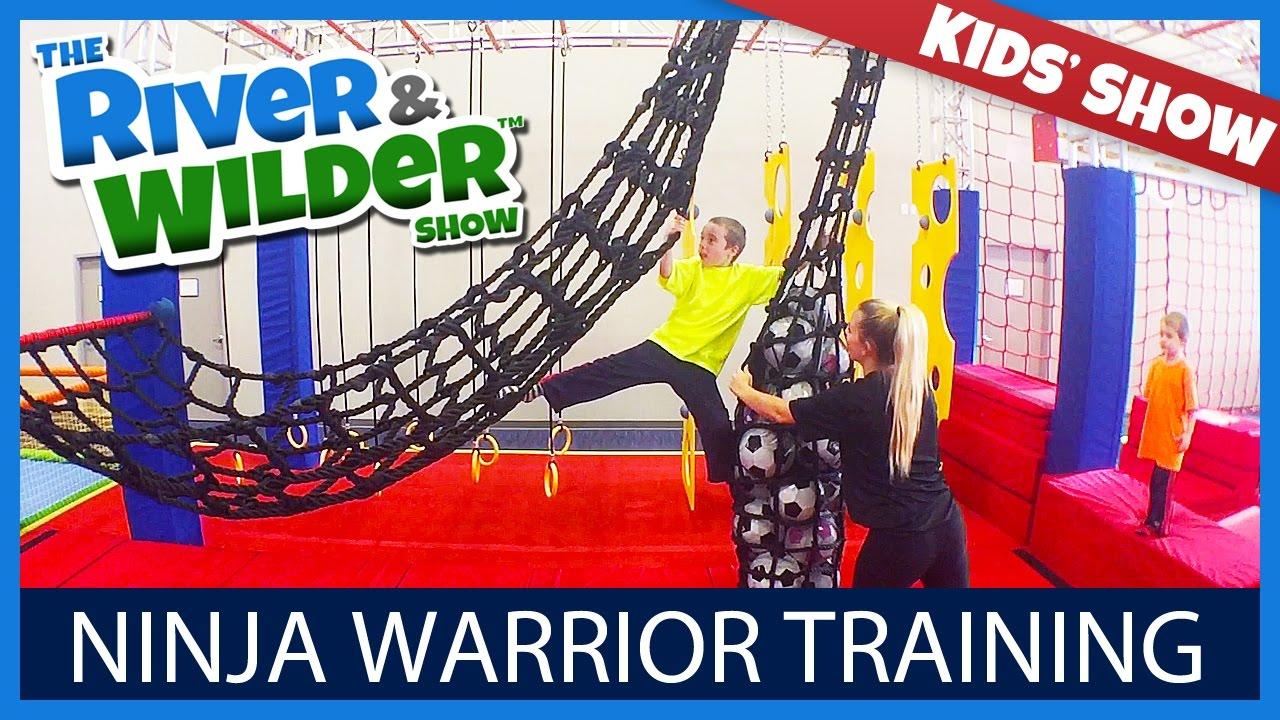 Ninja Warrior Kids