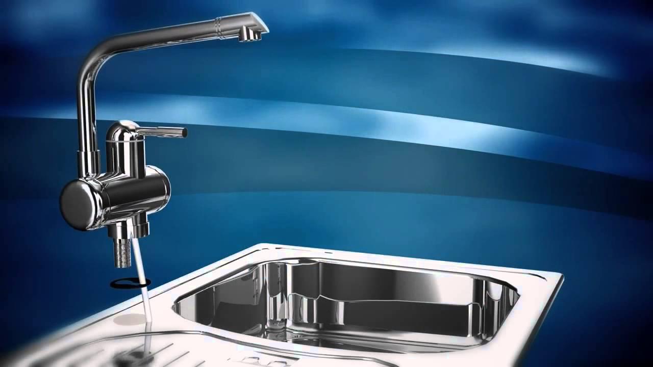 Hey Presto Instant Hot Water - Caravan Hot Water Systems - YouTube