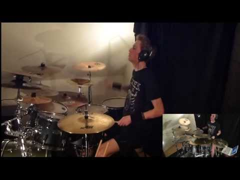 ♫ Machine Head - Be Still And Know (Drum Cover ) ♫