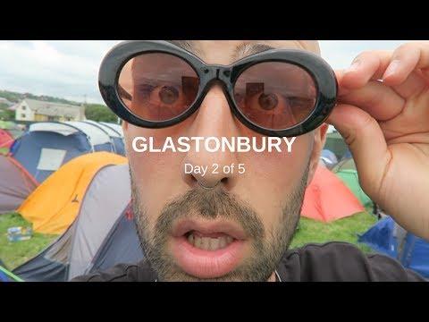 ARRIVAL OF THE MELT | Glastonbury 2017 | Day 2/5