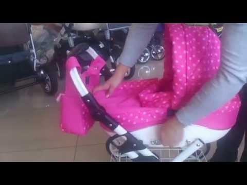 Коляска для кукол Adbor Lily в интернет магазине bebe-market.com.ua!