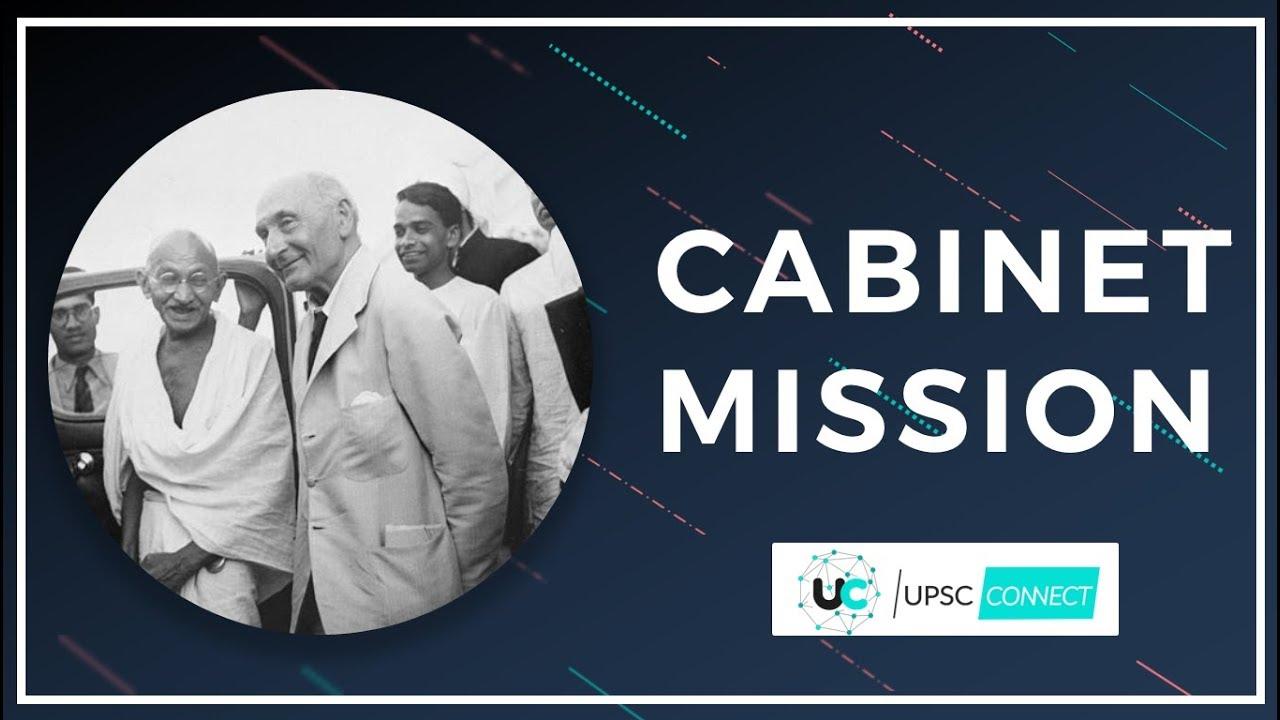 Cabinet Mission Explained Youtube