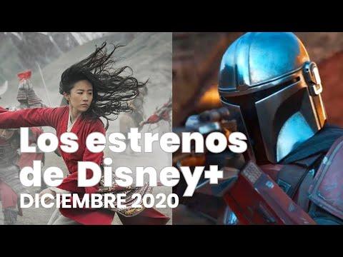 🤯 Los Estrenos recomendados en Disney+ para Diciembre   Estereofonica