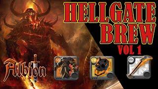 Albion Online - Hellgate Brew Vol 1 - Soulscythe Cursed Skull