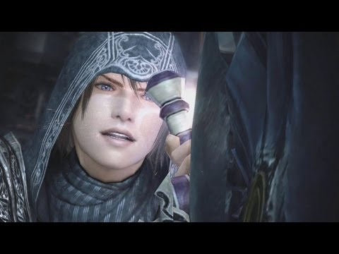 Ezio Auditore - Final Fantasy XIII-2  Costume Trailer