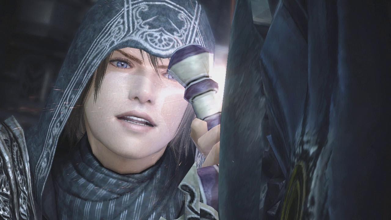 Ezio Auditore - Final Fantasy XIII-2 Costume Trailer - YouTube