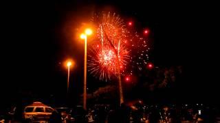 7月4日はアメリカ合衆国の独立記念日です。 ハワイでもあちこちで花火が...