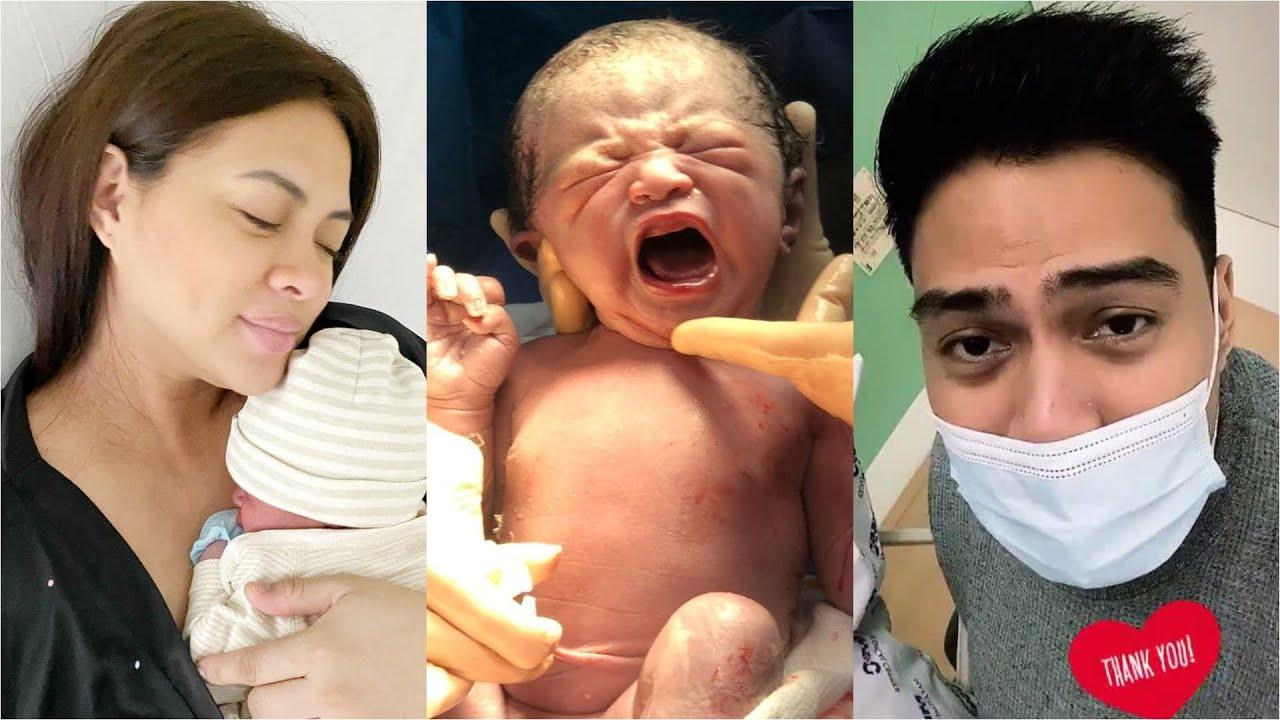 LARA Quigaman NANGANAK NA! Gives Birth Baby Number 3! Marco Alcaraz Sobrang Saya