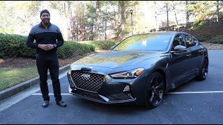 The 2020 Genesis G70  Luxury Sport Sedan - Does This Offer Great Performance At The Best Value!!