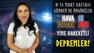 Nurcan Vecigün ile 8-14 Mart Haftası Gündem ve Öngörüler
