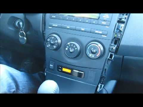 GTA Car Kits - Toyota Corolla 2009-2011 Install Of IPhone, Ipod, AUX And MP3 Kit For Factory Stereo