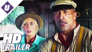 Jungle Cruise (2020) - Official Trailer | Dwayne 'The Rock' Johnson, Emily Blunt