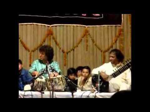 Raag Bhairavi by Ustad Shahid Parvez and Zakir Hussain Mp3