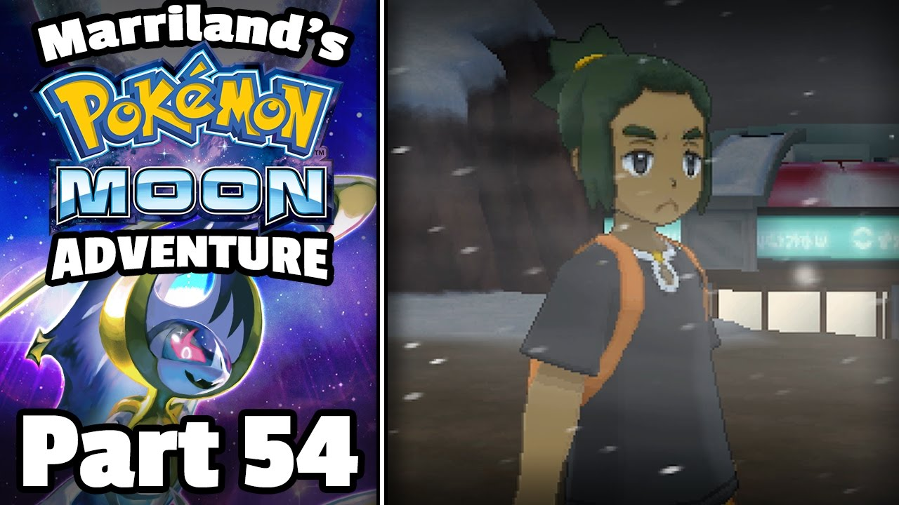 Pokémon Moon Part Five Fated Fights YouTube - Marriland state