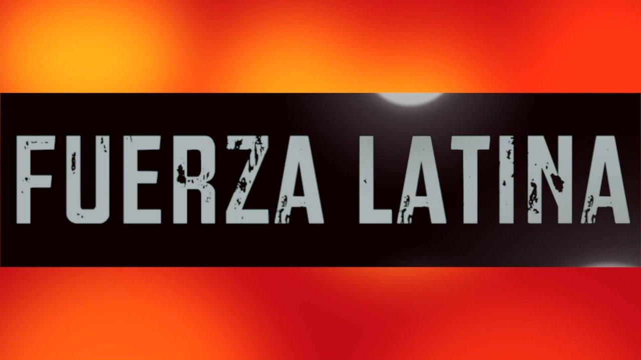 animacion logo fuerza latina youtube