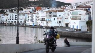 BMW R1200 GS ADVENTURE 2014 Riding from Barcelona to Asturias. Capítulo 1