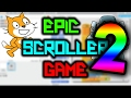Scratch Tutorial How to make an amazing scroller game Part 2