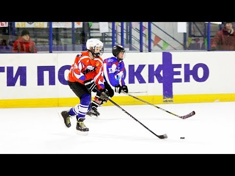 Третий зональный тур 4-го первенства Омской области по хоккею среди дворовых команд «Омские орлята»