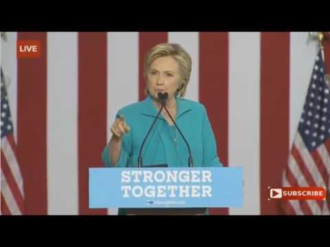 Hillary Clinton demolishes racist, sexist Nigel Farage in Reno speech