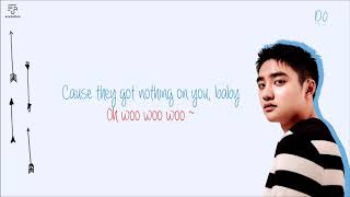 EXO D.O 디오 (ft. CHANYEOL 찬열) - Nothing On You Color-Coded-English-Lyrics by xoxobuttons
