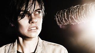 The Walking Dead 7x05 Trailler / Death of maggie