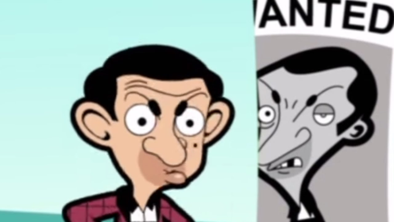 Download Wanted | Full Episode | Mr. Bean Official Cartoon