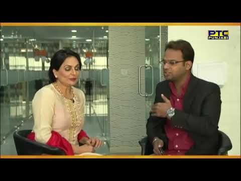 Kamaljit Neeru   Return After 14 Years   PTC Entertainment Show   PTC Punjabi