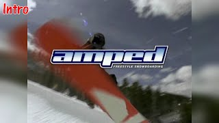 Amped: Freestyle Snowboarding Intro