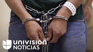 Crean un sistema de deportación exprés para indocumentados que terminan de cumplir una condena en EE