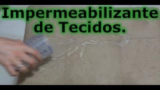 Impermeabilização de Estofados, Tecidos, Bancos Automotivos