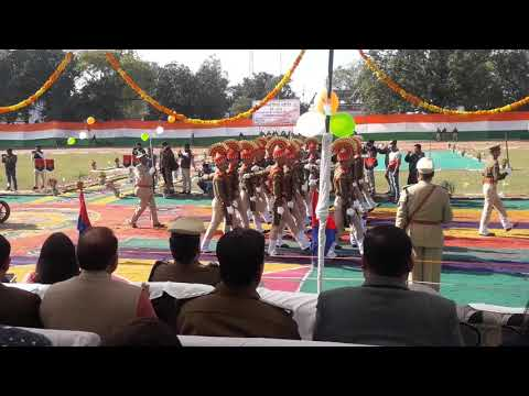Pilibhit Police line Pared